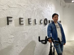 Feel Connection代表の橋本英治氏