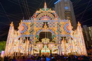 阪神・淡路大震災の追悼と街の復興を祈念した神戸ルミネリエ(SeanPavonePhoto/istock)
