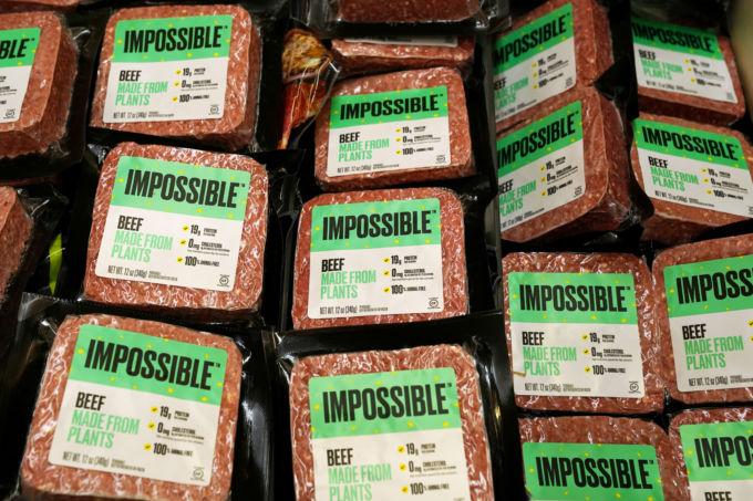 インポッシブル・フーズの商品