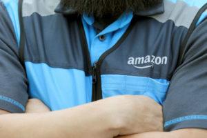 米アマゾンの従業員