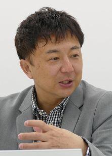 ジェックス代表取締役社長 五味宏樹氏