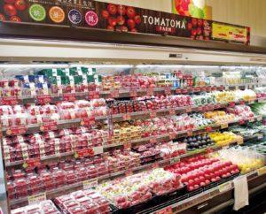 関西スーパーの改装一例