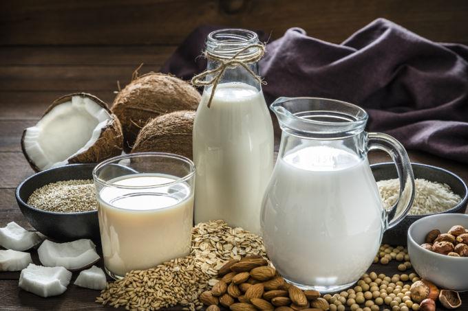 牛乳イメージ