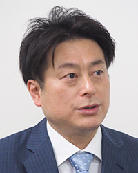 岩永 幸徳氏