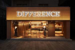 ディファレンス青山店