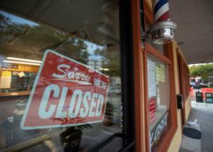 米カルフォルニア州で撮影された店舗