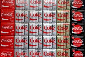 米コカ・コーラ商品