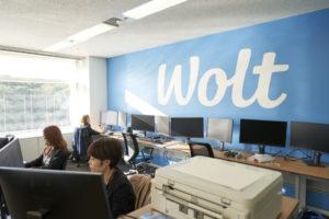 ウォルトのカスタマーサポート部門は各エリアに設置しており、きめ細かな対応を行っている(写真提供:Wolt)