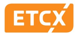 「ETCX」のロゴ