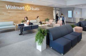 米ウォルマートヘルスの診療所