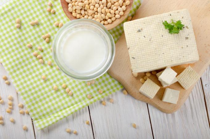 豆乳のイメージ