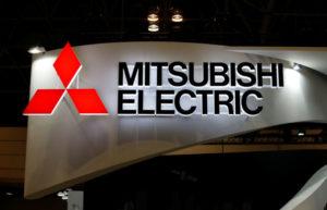 三菱電機のロゴ