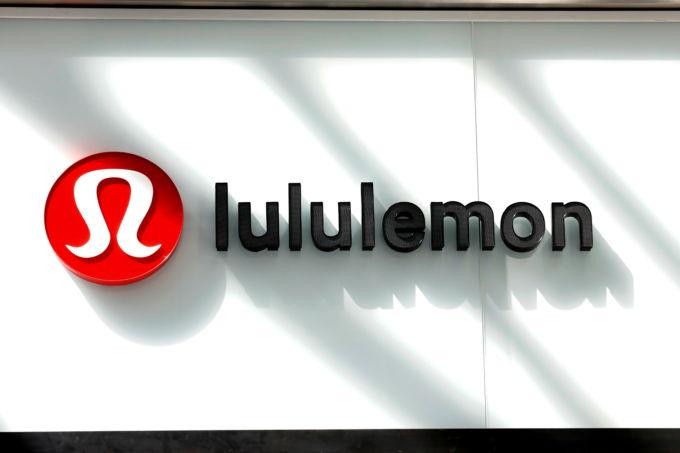 ルルレモンのロゴ