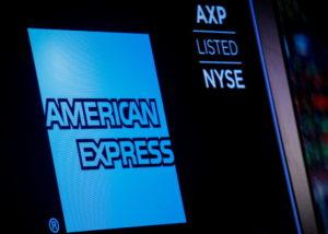 アメリカン・エキスプレスのロゴ