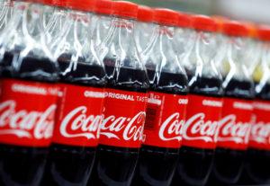 コカ・コーラのラベル