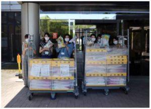 平和堂、販売期限を迎えた精米商品を滋賀県社会福祉協議会に毎月寄付