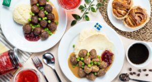 イケアの店内レストランで人気な「スウェーデンミートボール」や植物肉ミートボール「プラントボール」