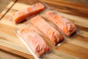 冷凍魚のイメージ