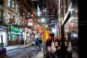 米ニューヨークの中国人街