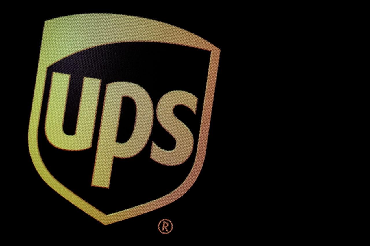 UPSのロゴ