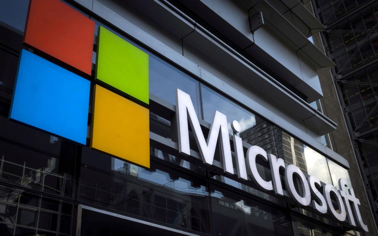 マイクロソフトのロゴ
