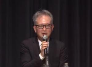 9月から良品計画の新社長に就任する堂前宣夫氏