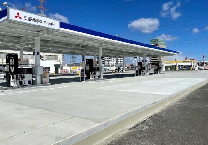 三菱商事エネルギーのガソリンスタンド