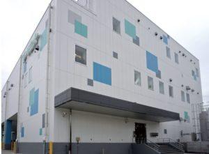 サミットが19年1月に稼働した「川崎塩浜プロセスセンター」(神奈川県川崎市)