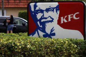 ケンタッキー・フライド・チキン(KFC)のロゴ