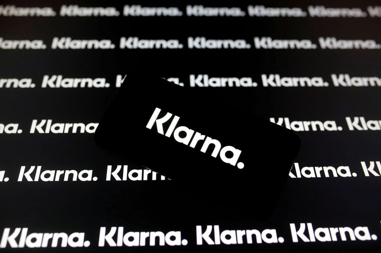 スウェーデンの後払い決済企業「クラーナ」のロゴ