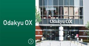 Odakyu OXの外観