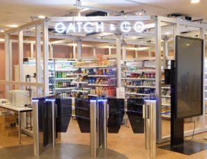 ダイエーのウォークスルー店舗「CATCH&GO」