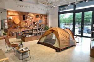 台湾にオープンした、スノーピークの海外直営店「スノーピーク台中」