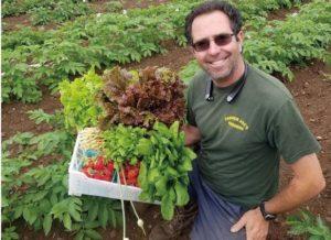 「ハービー」を通じて消費者に農作物を届けるコネチカット州の農家