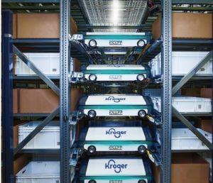 クローガーが導入したKNAPPのシステム