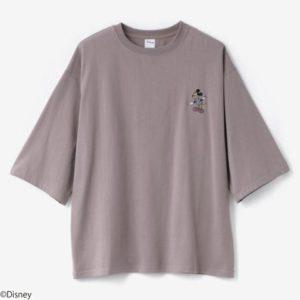 しまむらのリサイクル綿を10%利用したTシャツ