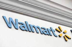 ウォルマートのロゴ