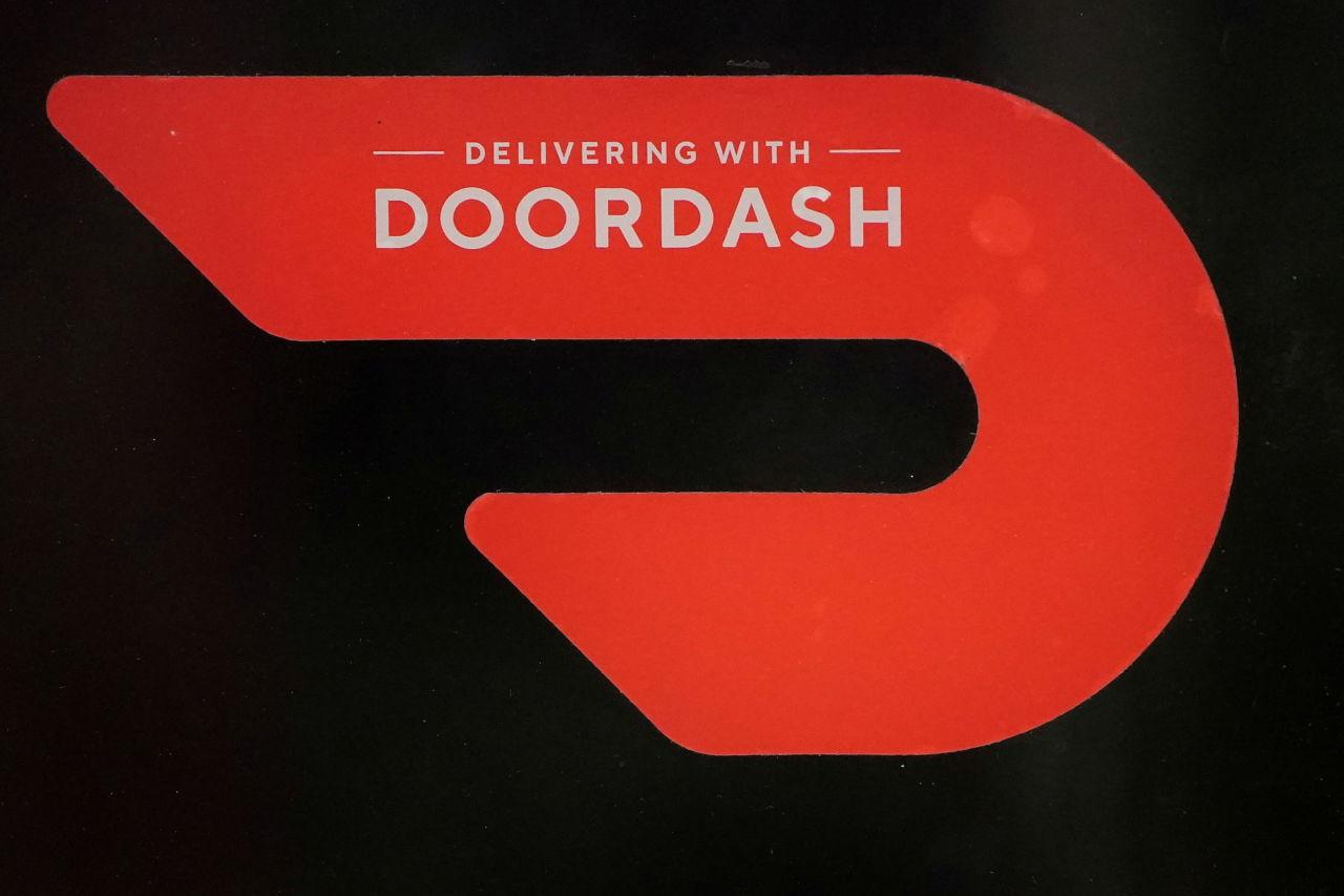 ドアダッシュのロゴ
