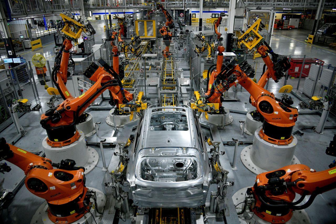 米サウスカロライナ州の自動車工場