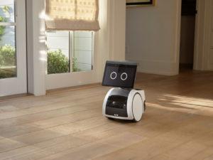 アマゾン・ドット・コムの家庭用小型ロボット「アストロ」