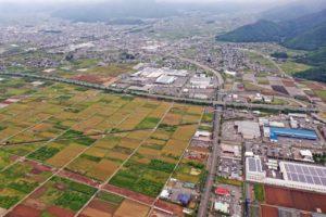 イオンモール須坂(仮称)の周辺の写真