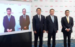 フジとマックスバリュ西日本の経営統合が発表された