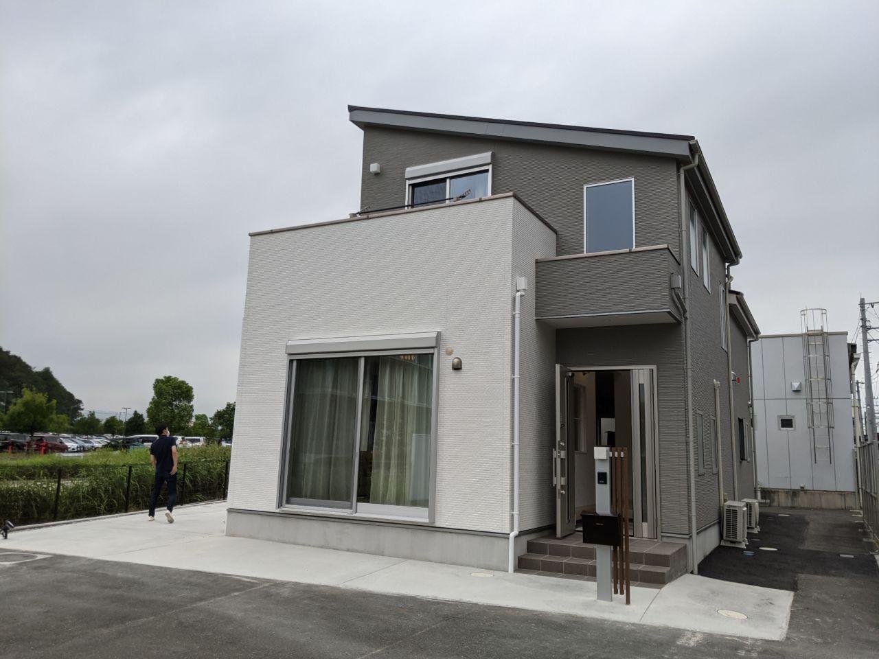 カインズのハウススタジオ(A棟)