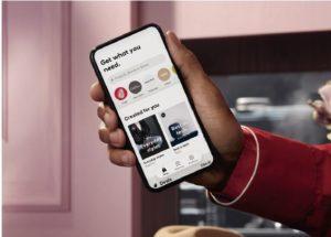 クラーナのスマートフォンアプリ