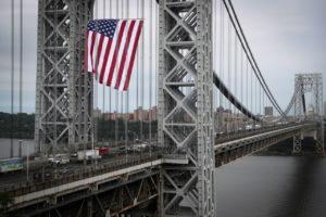 米ニュージャージー州のブリッジ