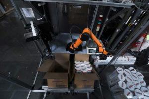 米の製造工場
