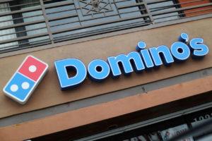 米ドミノ・ピザのロゴ