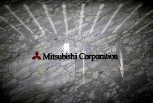 三菱商事のロゴ