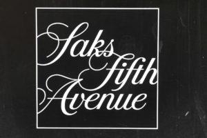サックス・フィフス・アベニューのロゴ