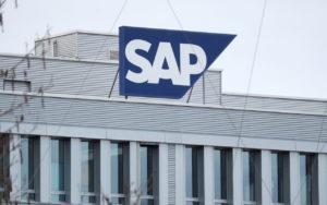 SAPのロゴ